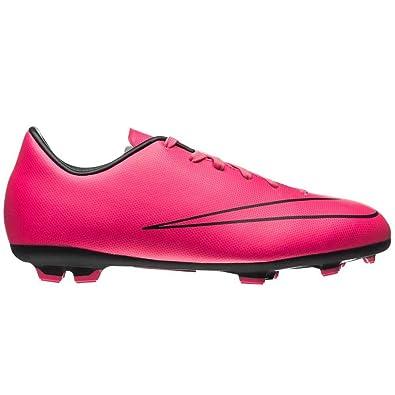 hot sale online 682fd 8011c Nike JR Mercurial Victory V FG Kinder Fussballschuhe hyper pink-hyper  pink-black-black - 34: Amazon.co.uk: Shoes & Bags
