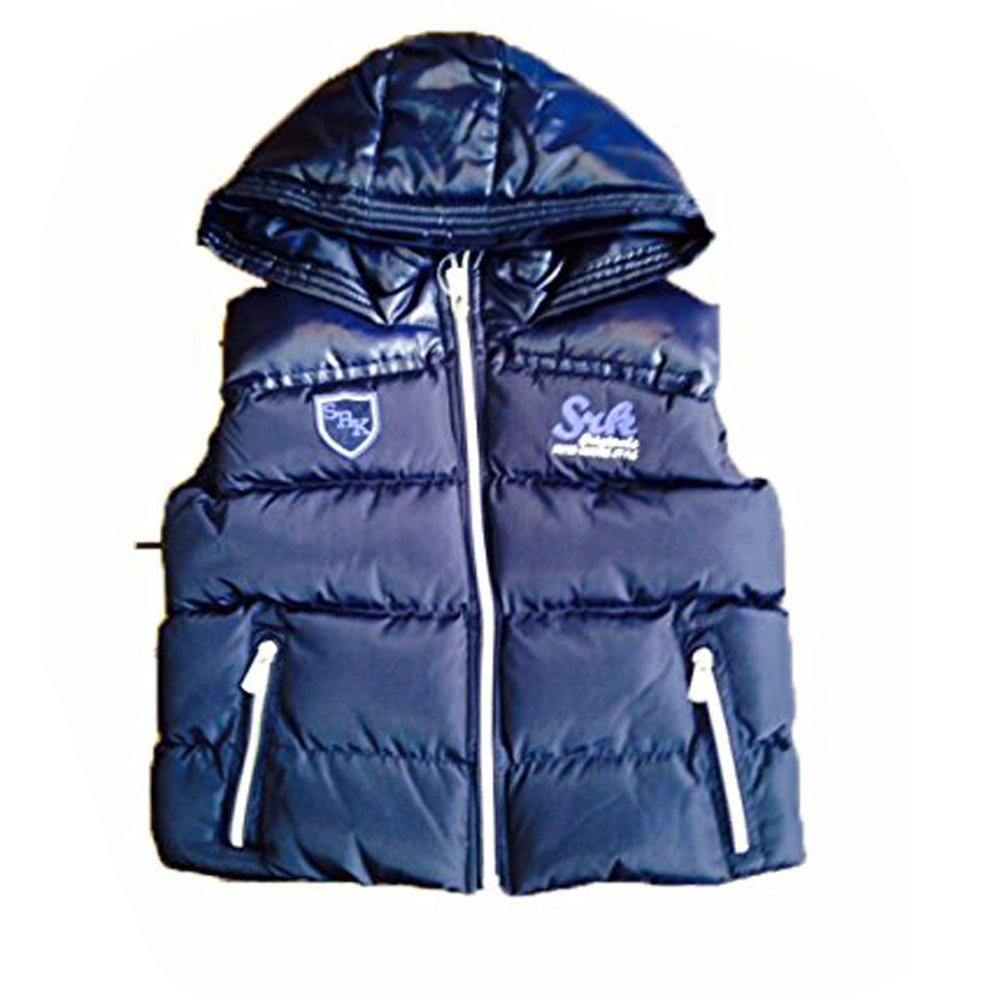 SRK sleeveless jacket Boy edozal