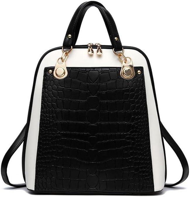 New winter influx of Korean students dual shoulder bag lady shoulder bag leisure travel backpack