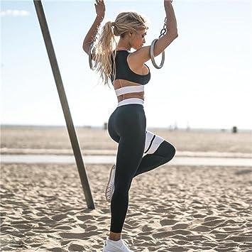 Yoga - Traje de Mujer Sujetador de deporte yoga sujetador ...