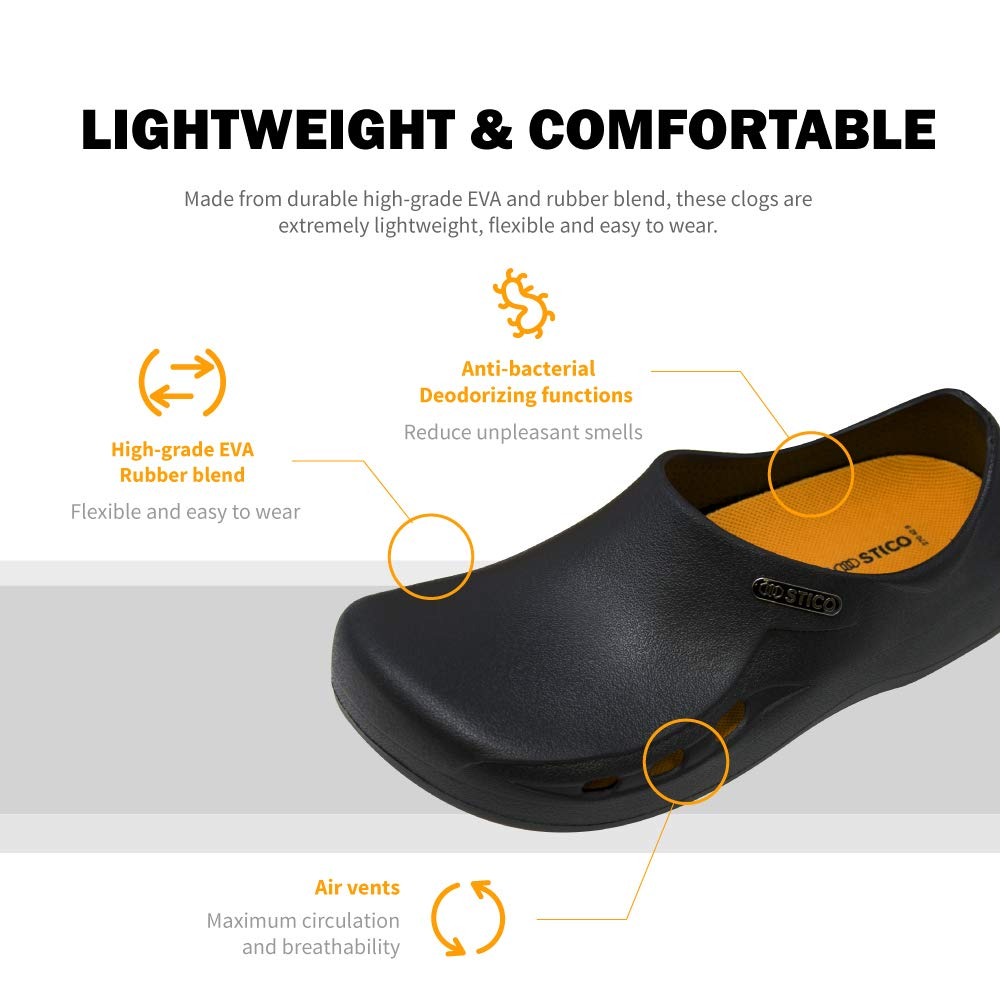 Professional Non-Slip Work Shoes with