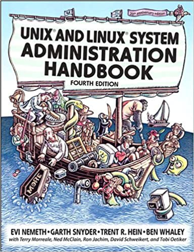 UNIX And Linux System Administration Handbook Trent R. Hein