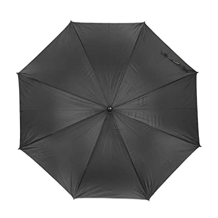 41d7a53cf79c5 Amazon.com: Parquet Wooden J-Handle Auto-Open Umbrella with Metal Frame for  Men Women: Sports & Outdoors