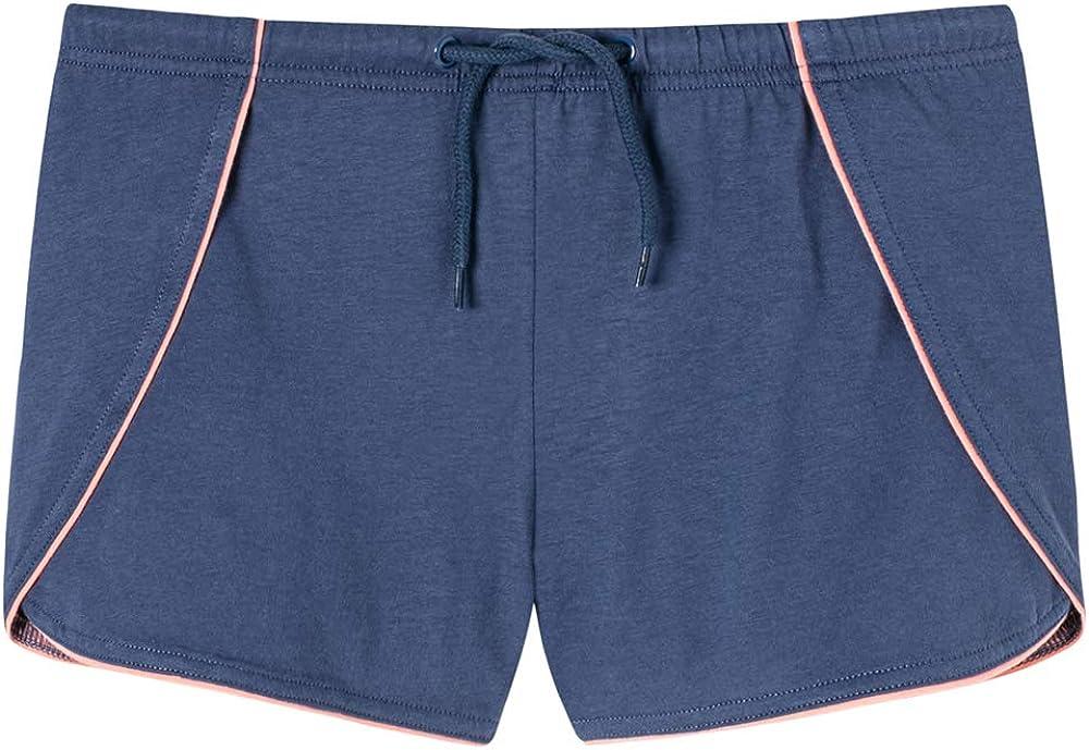 Schiesser Mix /& Relax Jerseyshorts Pantaloni da Pigiama Bambina