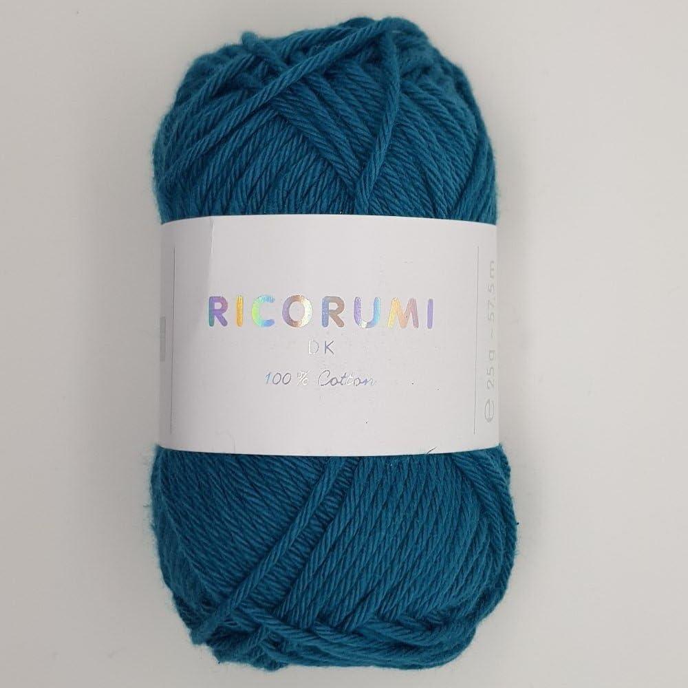 33 Light Blue Rico Ricorumi DK