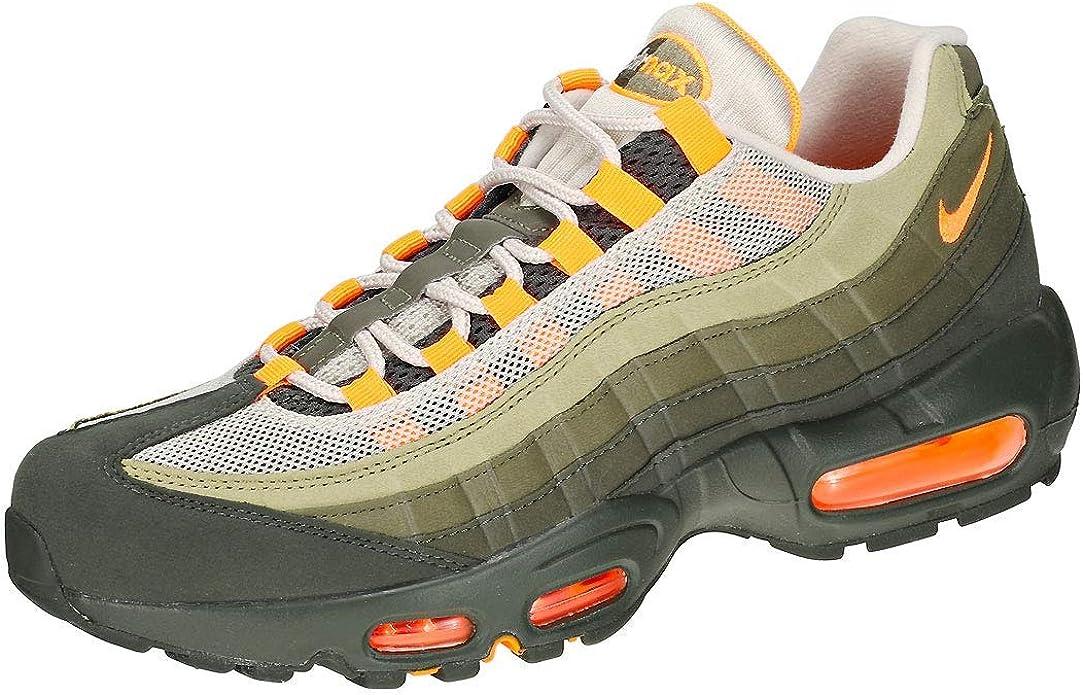 NIKE Air MAX 95 OG, Zapatillas de Gimnasia Unisex Adulto: Amazon.es: Zapatos y complementos