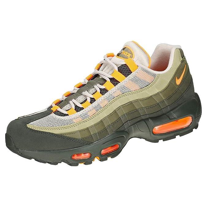 Nike Air MAX 95 OG, Zapatillas de Gimnasia Unisex Adulto