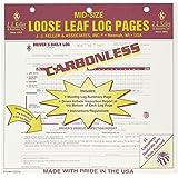 J.J. Keller 12215 Mid-Size Loose-Leaf Driver's Log