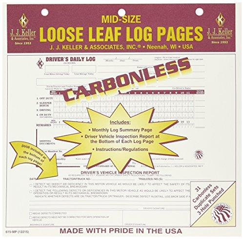 jj-keller-12215-mid-size-loose-leaf-drivers-log