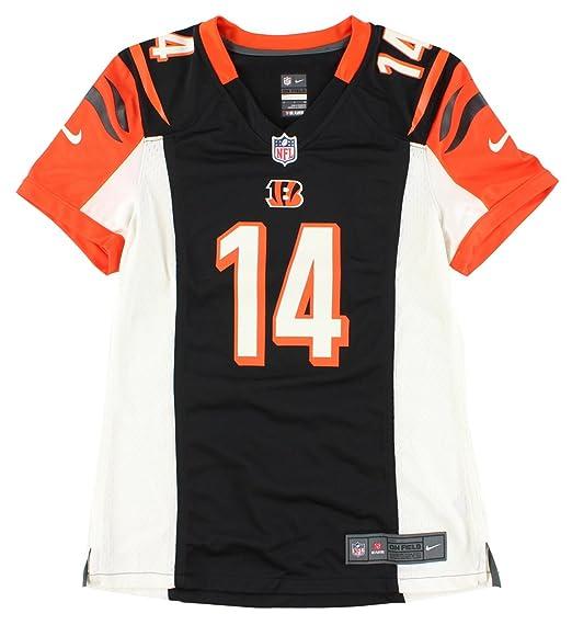 7d0bfa65 Amazon.com: Nike Womens NFL Cincinnati Bengals Andy Dalton Game ...