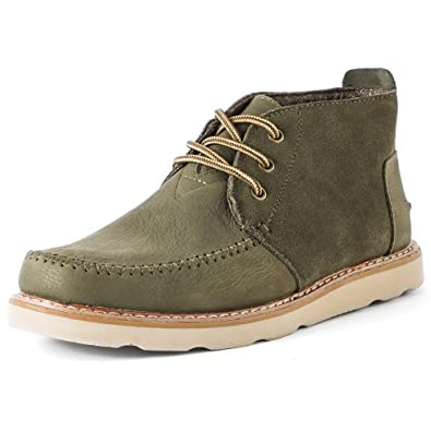ff905aaa06c TOMS Men s Chukka Boot Chestnut Oiled Suede 7 ...