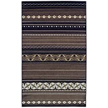 Superior Modern Twilight Collection Area Rug, 8' x 10'