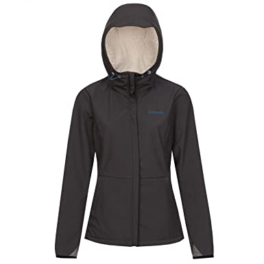 Bench Damen Softshell Jacke Fundamental BLKF0133 Nine Iron