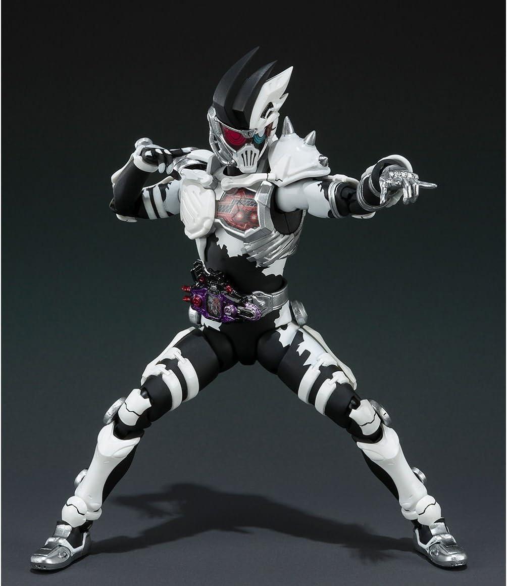 Bandai Tamashii Nations S.H. Figuarts Kamen Rider Genm Zombie Gamer Level X Kamen Rider Ex-Aid Action Figure