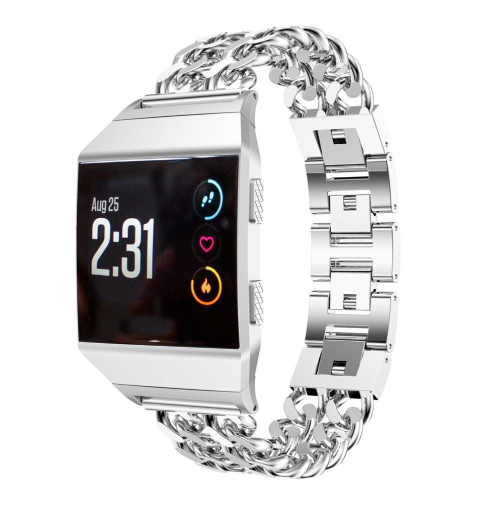 YJYdada Solid Stainless Steel Accessory Watch Band