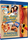 Sun, Sand and Sweat 4 Movie Set Blu-ray