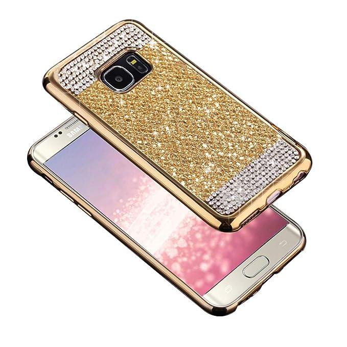 cover samsung j5 2015 silicone brillantini