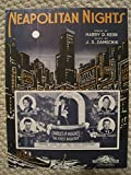 img - for Neapolitan Nights, Theme Song of the First Nighter, N.B.C. Coast to Coast Broadcast (Sheet Music) book / textbook / text book