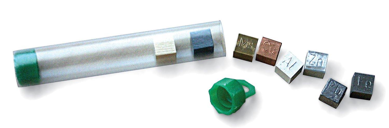 3B Scientific U8404509 Cubes pour dêterminer la densitê 3B Scientific SARL