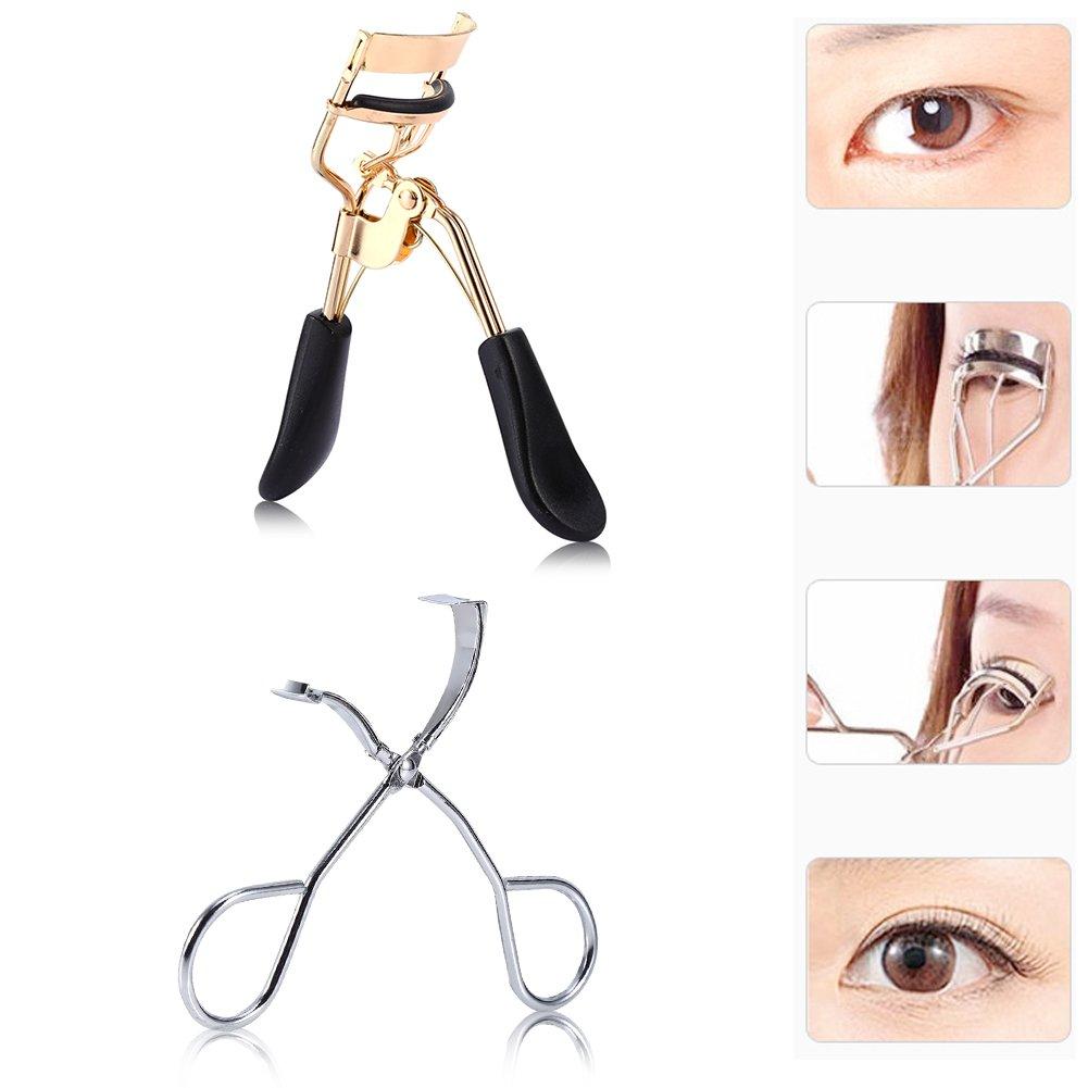 Amazon Eyelash Curler 2 Different Types Professional Pinch