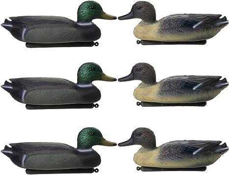 """Nitehawk Floating 14/"""" Hunting Shooting Female Duck Decoy"""