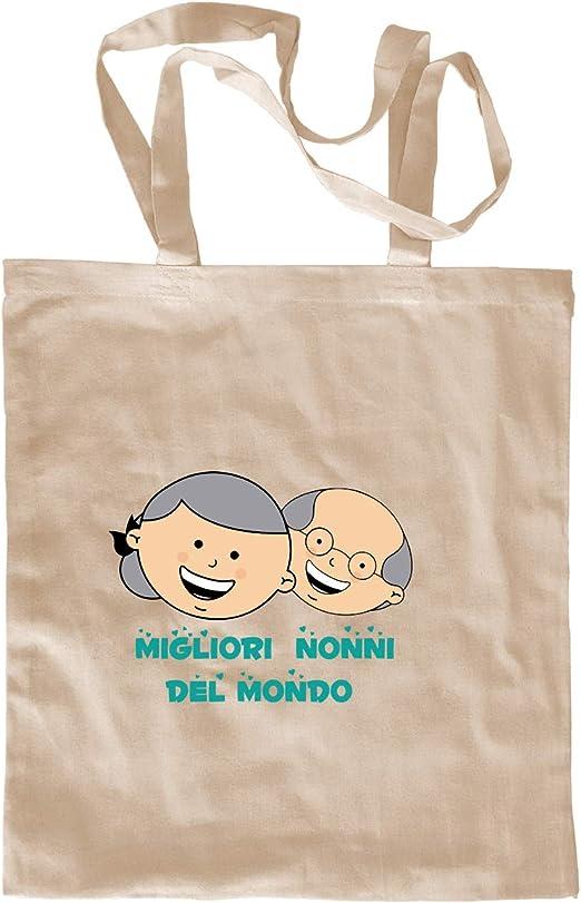 My Custom Style® – Bolsa de la compra de Algodón Natural de color Beige modelo: Amazon.es: Hogar