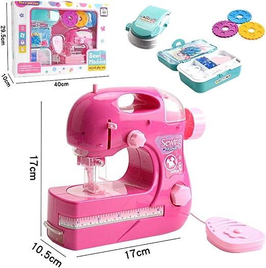DishyKooker - Máquina de coser para niños, mini muebles, diseño de ...