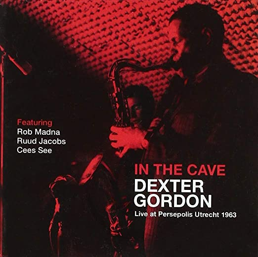 In The Cave: Live At Persepolis Utrecht 1963