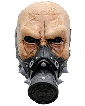 Máscara de gas de Biohazard