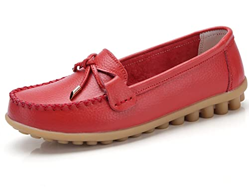 e2eb14457c7 VenusCelia Women s Comfy Plus Walking Flat Loafer(5 M US ...