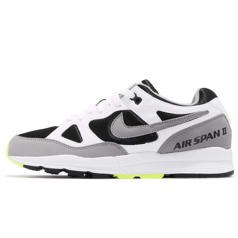 (ナイキ) エア スパン II 2メンズ ランニング シューズ Nike Air Span II AH8047-101 [並行輸入品] B07BMLTGG5 27.0 cm WHITE/DUST-VOLT-BLACK