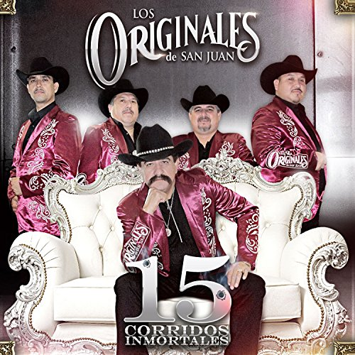 Los Originales De San Juan (15 Corridos Inmortales Morena-3516)