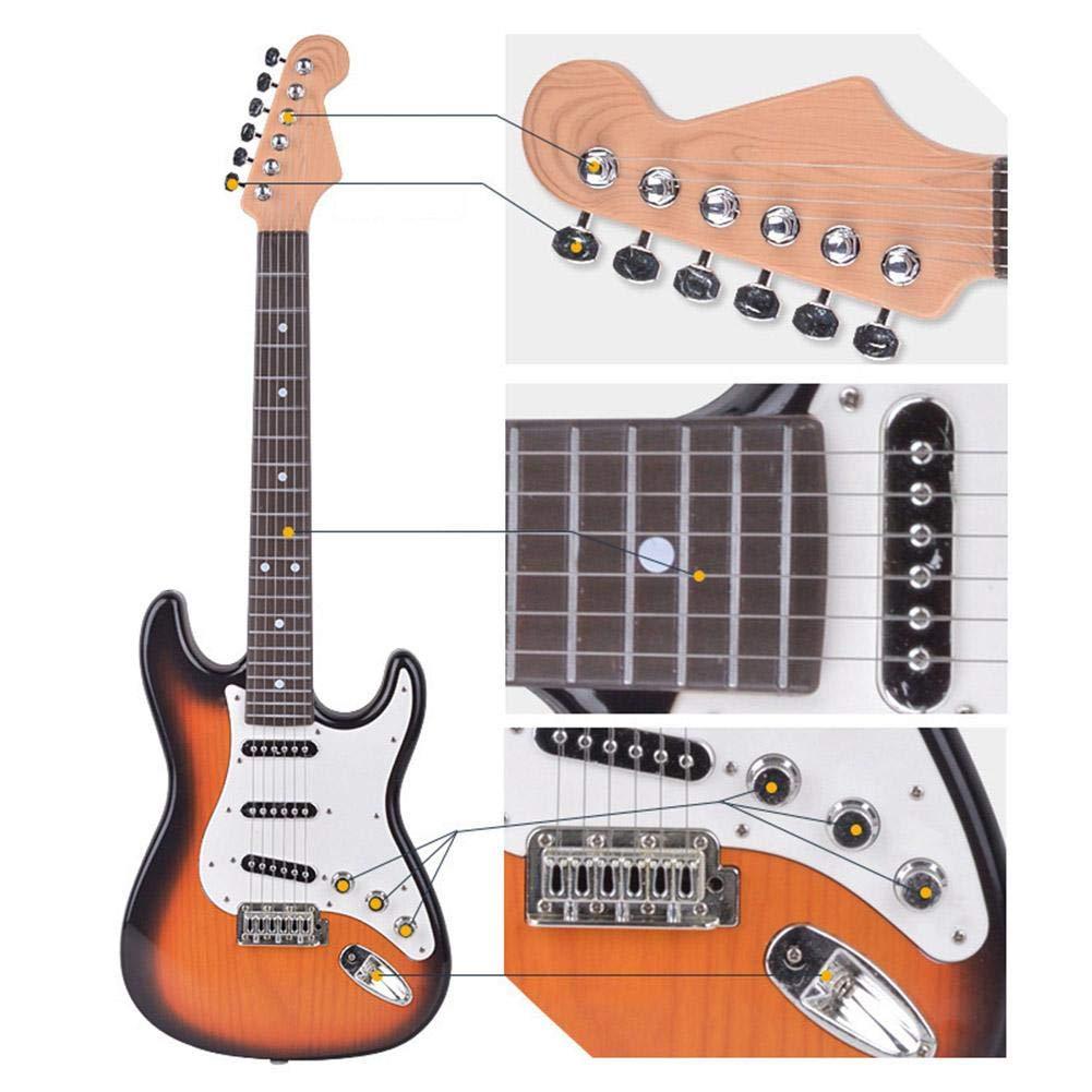 Draulic - Guitarra eléctrica para niños (6 cuerdas): Amazon.es: Salud y cuidado personal