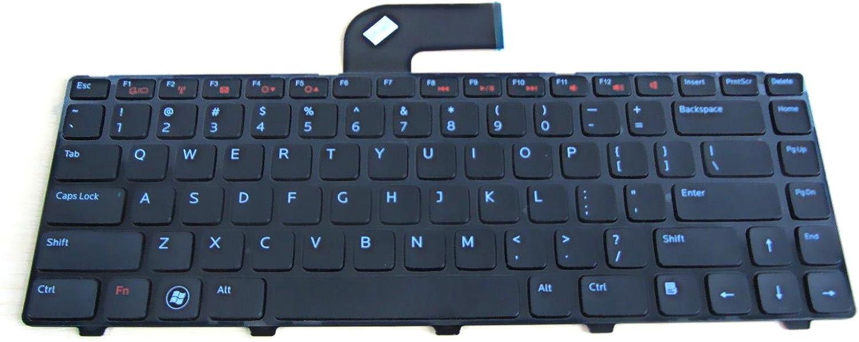 Dell Inspiron 15R 5520 SE 7520 15 3520 US teclado Black Laptop Keyboard