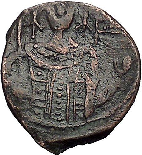 1165 TR Islamic Arab Byzantine Anatolia & al-Jazira 1165A coin Good