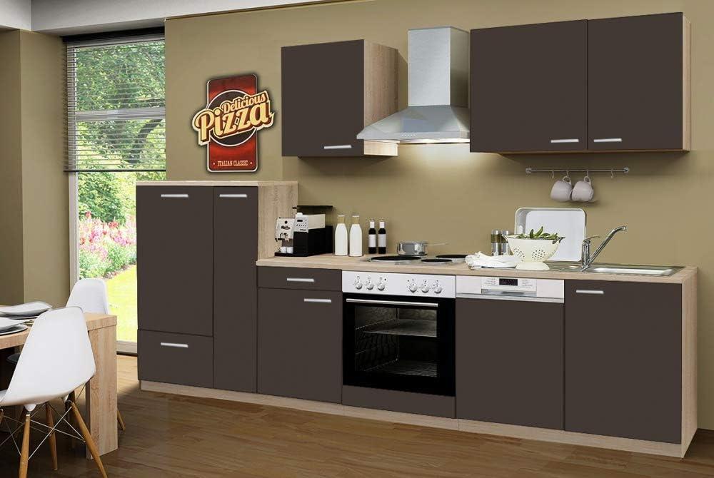 Menke Smart Easy Cocina línea 310 cm Lava con módulo de Cocina: Amazon.es: Juguetes y juegos