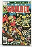 #9: The Power Of Warlock #14 VF Sinister Star Thief Marvel Comics SA