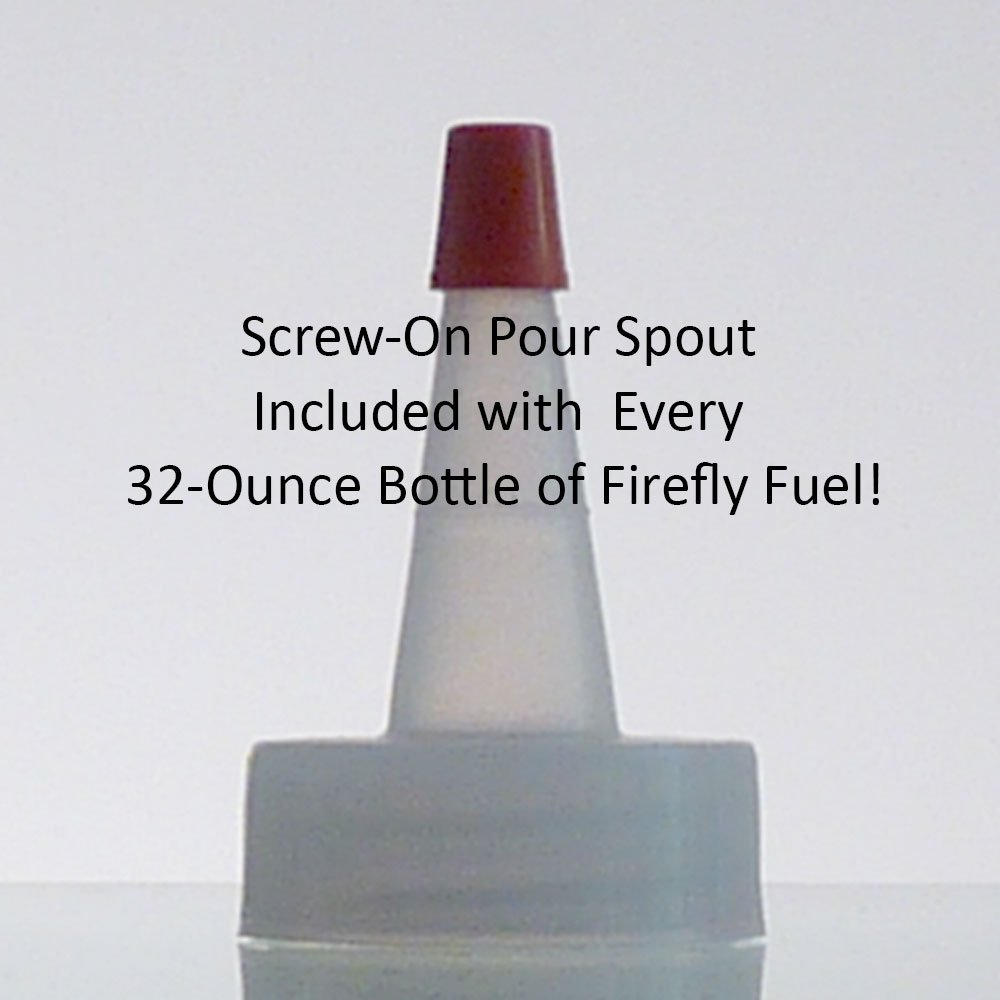 Firefly Candle and Lamp Oil - 32 oz - Smokeless & Odorless - Simply Pure - Ultra Clean Burning - Liquid Paraffin Fuel - Highest Purity Available by Firefly (Image #5)