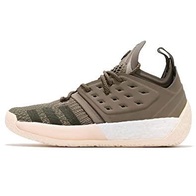 934f572dd7ca adidas Men s Harden Vol 2 Basketball Shoe Trace Cargo Ecru Tint Night Cargo  Size