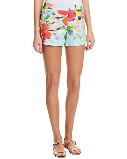 Trina Turk Womens Corbin 2 Shorts