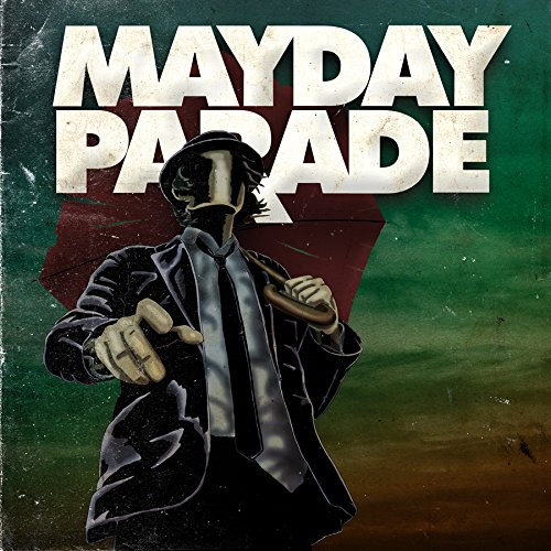 CD : Mayday Parade - Mayday Parade (CD)