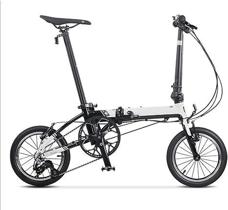 Archer Bicicleta Plegable súper Ligera de 14 Pulgadas Bicicleta ...