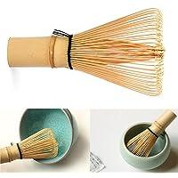 NUOLUX Frusta di bambù Matcha