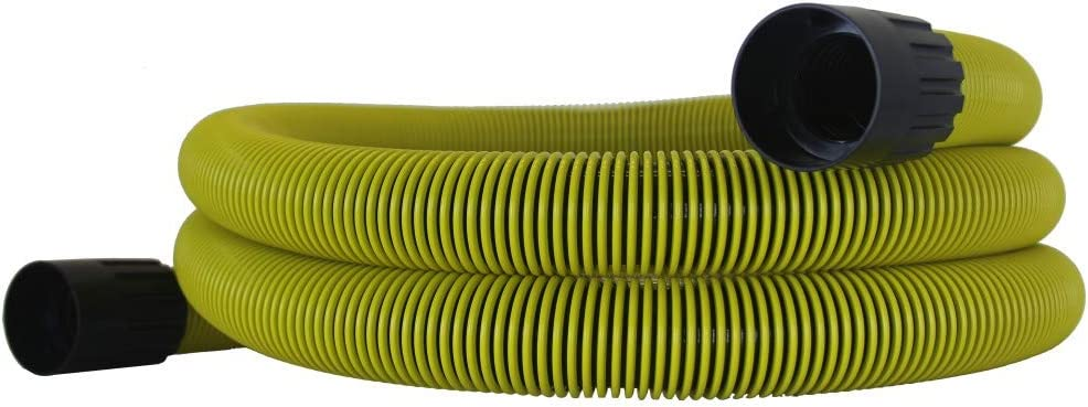 Universal Crush-Proof Wet Dry Vacuum Hose, 25 Foot