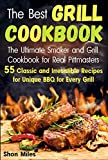 Mouthwatering, tender, and scrumptious--that's what you can expect from food that's prepared on a grill!         What's the best way to infuse your barbecue fixings with that quintessential, smoky flavor? In this book Shon Miles explains ever...