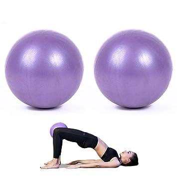 Pelota de Yoga/Bola de Barrera/Mini Pelota de Ejercicio, 2 ...