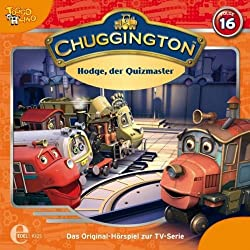 Hodge, der Quizmaster (Chuggington 16)