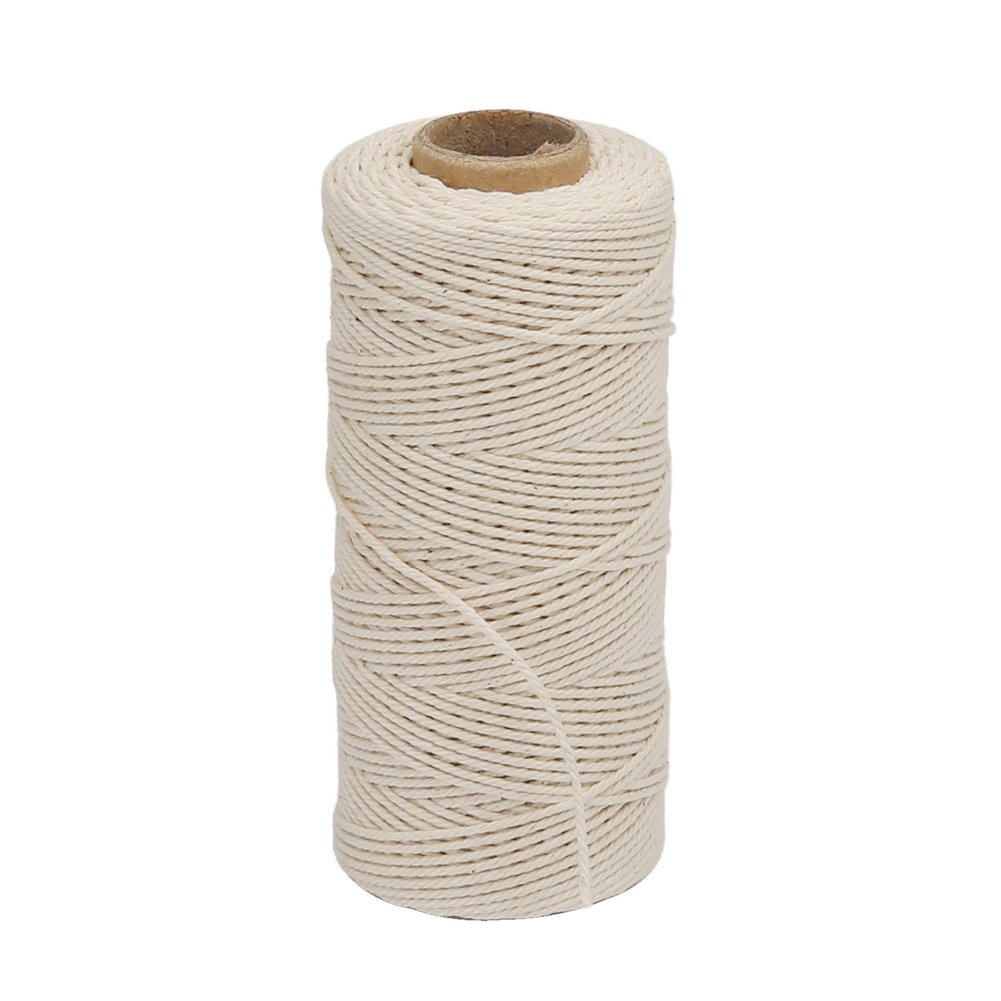 Christmas Gift Wrapping 328 Feet Packing Twine for DIY Crafts Vivifying Cotton String
