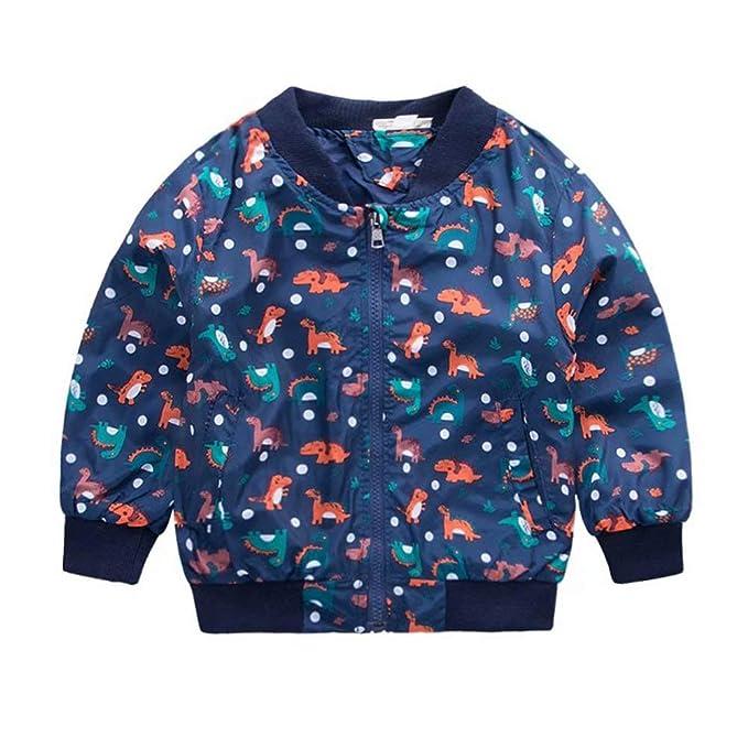5ca0d4cb7 Zerototens Unisex Kids Coat