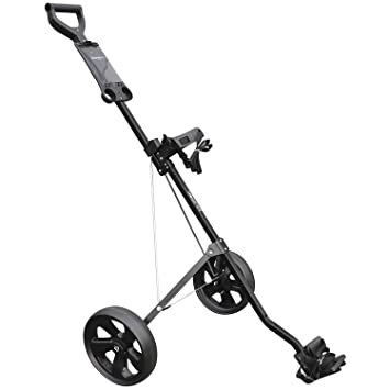 Masters 1 Series - Carrito de golf, color negro: Amazon.es: Deportes y aire libre